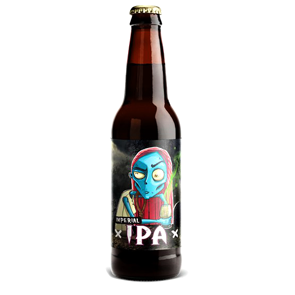 Пиво Heartly Imperial IPA Имперский Хертли Индийский Пэйл Эль 0,5л