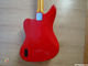 Fender Jaguar Japan Hot Rod Red + кейс