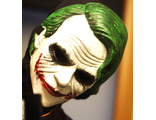 Маска Джокера Клоун  Хит Леджер (Бэтмен Темный рыцарь Joker Clown mask Heath Ledger)