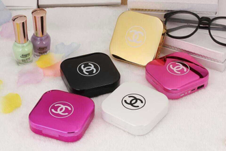 Power Bank 10400mAh Chanel пудреница с зеркалом-7