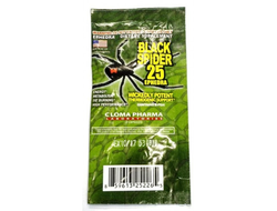 BLACK SPIDER  (Cloma Pharma) 2 капс