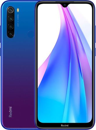 Xiaomi Redmi Note 8T 3/32Gb Blue (Global)