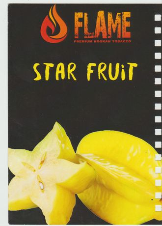 Табак для кальяна Flame (Star Fruit) 100 гр