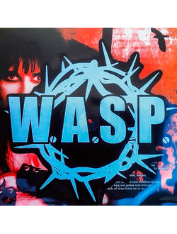 W.A.S.P.  Scream SHAPE VINYL