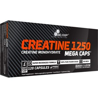 Creatine Mega Caps (Olimp) 120 капс