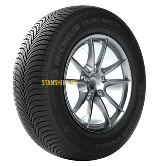 Автомобильная шина MICHELIN	CROSSCLIMATE SUV XL TL 225/65 R17 106V