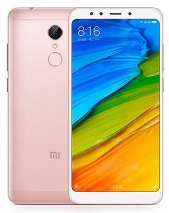 Xiaomi Redmi 5 Plus 3/32Gb Pink (Global) (rfb)
