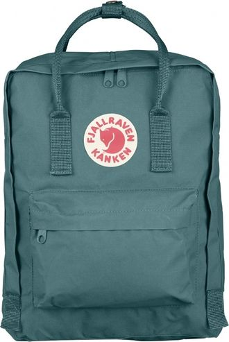 Рюкзак Fjallraven Kanken Frost Green (Mini)