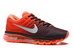 Nike Air Max 2017 Grey Red (36-45) Арт. 26MF