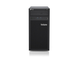 "Сервер Lenovo ThinkSystem ST50 Tower 4U,1xIntel Xeon E-2124G 4+2C (3.4GHz/8MB/71W),8GB/2666MHz/1Rx8/1.2V UDIMM,noHDD 3,5"" (up to 4), SW RD, DVD-RW,1GbE,1x250W p/s (up to 1),no p/c (7Y48A008EA)"
