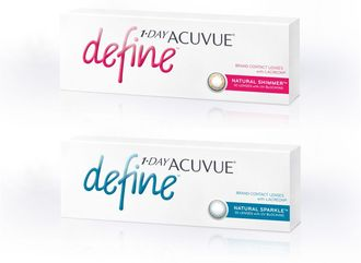 1-Day Acuvue Define (30 линз)