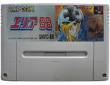 """Area 88"" no box, Игра для Nintendo Super Famicom NTSC-Japan"