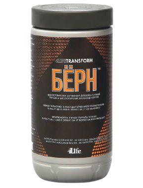 Берн 4LifeTransform, 80 капсул