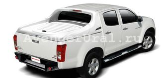 Крышка CARRYBOY FULLBOX на ISUZU D-MAX