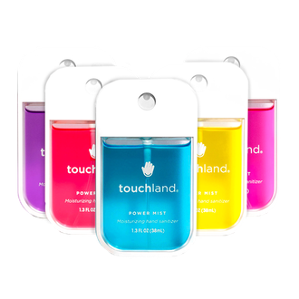 Touchland Hydrating Hand Sanitizer Mist - Антисептик для рук
