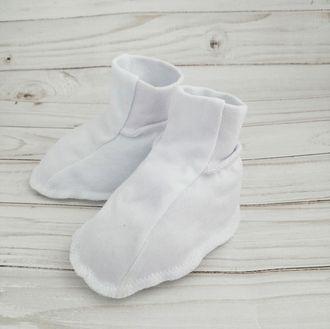 Пинетки для новорожденных (Артикул 6128-081)