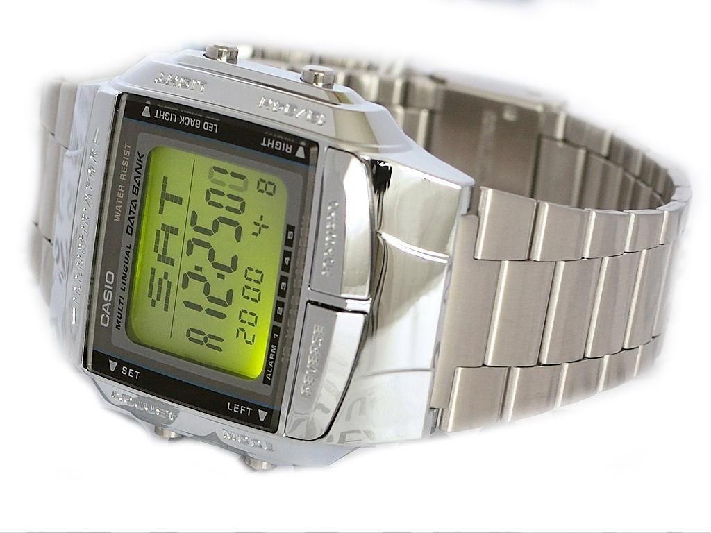 c24f4ec9 Мужские электронные японские наручные часы Casio DB-360N-1 купить в ...