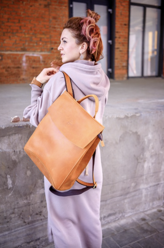 Рюкзак Ginger Bird Mokko 13 Brown