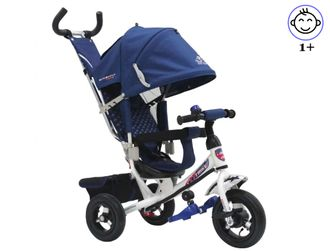 Tech Team 950 D-AT (синий) Kiddy-bikes