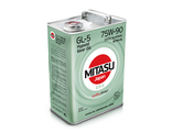 MJ-410. MITASU GEAR OIL GL-5 75W-90 100% Synthetic