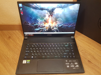 MSI GS66 STEALTH 10SE-265RU ( 15.6 FHD IPS 240Hz I7-10750H RTX2060(6GB) 16GB 1024SSD )