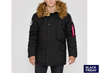 Куртка Polar Jacket Alpha Industries (модификация 1)