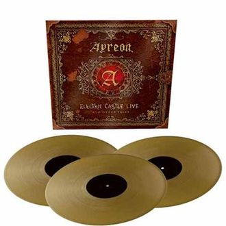 Ayreon - Electric Castle Live And Other Tales 3-LP