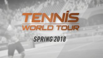 Tennis World Tour SONY PLAYSTATION 4 (рус )