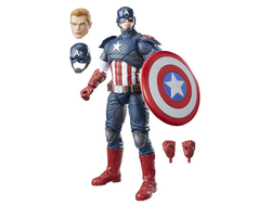 Капитан Америка 30.5 см / Marvel Legends Series Captain America