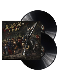 MICHAEL SCHENKER FEST Revelation 2-LP