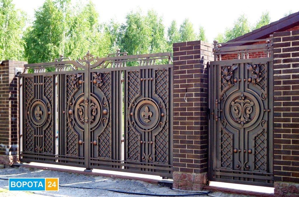 откатные ворота хмельницький