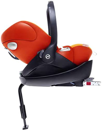Cybex cloud q Butterfly