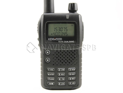 Рация Kenwood TH-F5 TURBO DUAL BAND, 8W, VHF/UHF (136-174/400-470МГц)