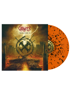 CARNIFEX - World War X LP Splatter US
