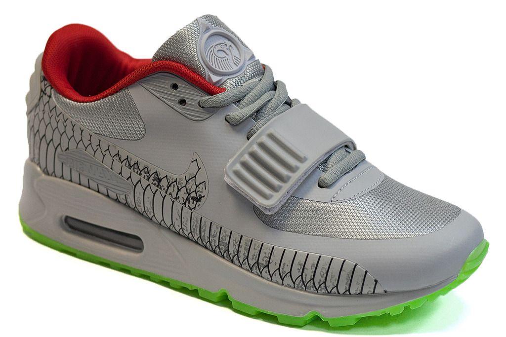 84cdb68d Кроссовки Nike Air Yeezy Low мужские арт. XX27 (40,42,43)