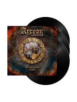 Ayreon Universe - Best Of Ayreon Live 3-LP