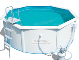 Стальной бассейн Hydrium Pool Set 300х120 см, 7630 л, 56566