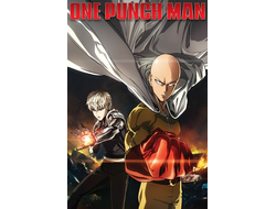 Постер ONE PUNCH MAN (DESTRUCTION POSTER) PP34383