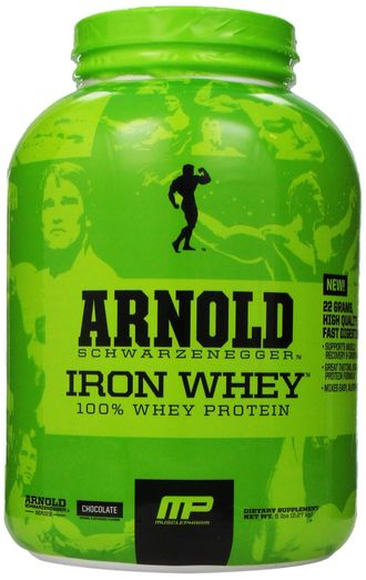 Arnold Iron Whey (Musclepharm) 2,2 кг