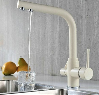 Смеситель Franke Neptune Clear water, 115.0370.689