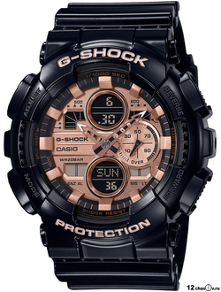 Часы Casio G-Shock GA-140GB-1A2ER