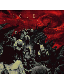 Isole - Dystopia CD
