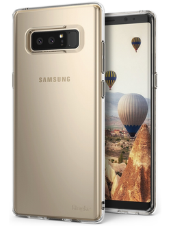 Чехол для Samsung Galaxy Note 8, Ringke серия Air Case, прозрачный Clear
