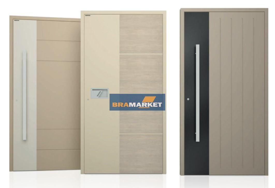 tsena dveri dlya doma-krasivyie ulichnyie dveri s dovodchikom-magnitnyim porogom-termorasshireniem