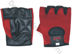 Перчатки для фитнеса Kango WGL-071 Black/Red