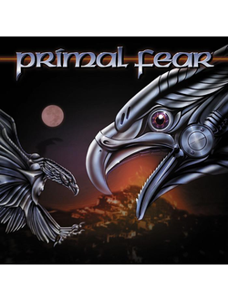 PRIMAL FEAR Primal fear CD US