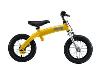Мотя Бегемот - Беговел-велосипед Hobby-bike  original yellow