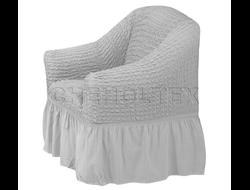 Чехол Стандарт на кресло, цвет Серый