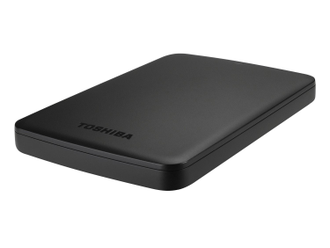 Toshiba Canvio Basics 2.5 500GB 3.0 Black HDTB305EK3AAA_TC