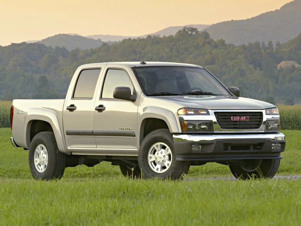 GMC Canyon из сша